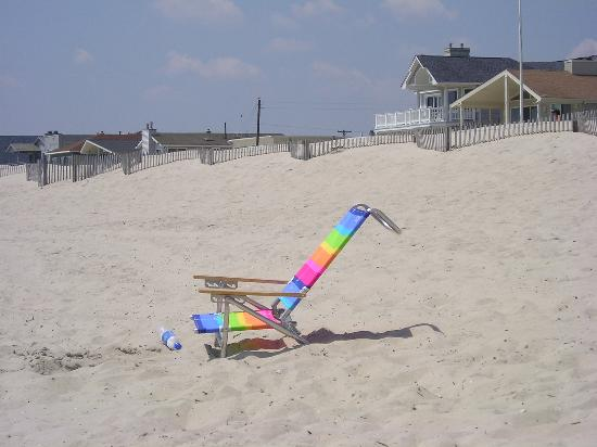Оушен-Сити, Нью-Джерси: Ocean City's Beach...need we say more?