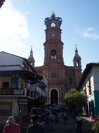 Villas Vallarta by Canto del Sol: Beautiful Church a must see