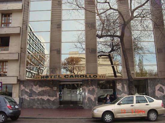 Hotel Carollo Gold: Hotel Carollo