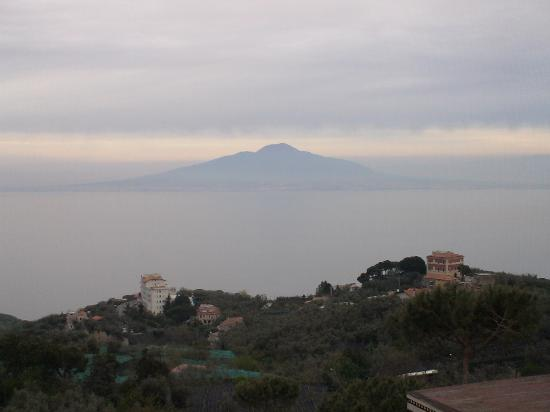 Il Nido Hotel Sorrento: and sunset are equally beautiful