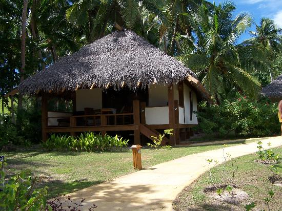 Etu Moana : Our bungalow for 5 days