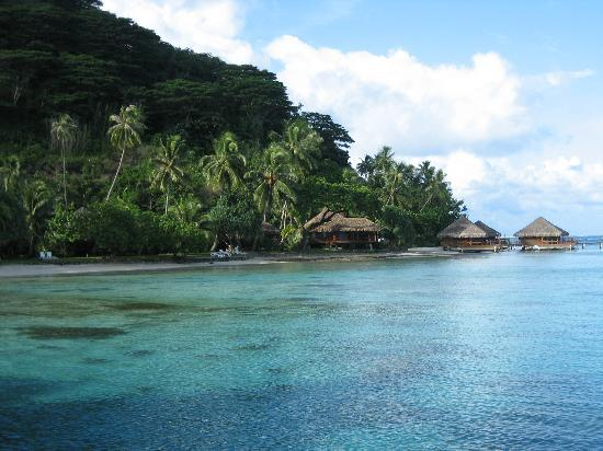 Huahine, Polinesia Francesa: Waters