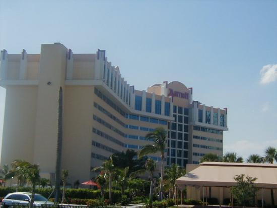 Hotel Exterior Picture Of West Palm Beach Marriott West Palm Beach Tripadvisor