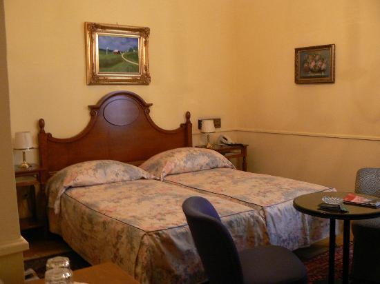 Pension Nossek: Room #9