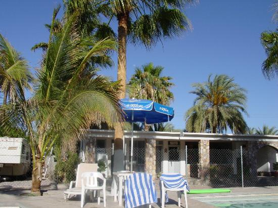 Hotel Cuesta Real: By The Pool