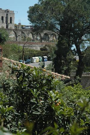 Hotel Villa Carlotta: View from the room terrace