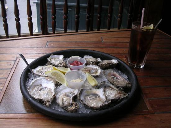 New Orleans, LA: Oysters lagniappe(a few extra)