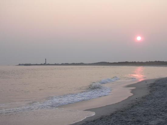 New Jersey : Cape May sunset
