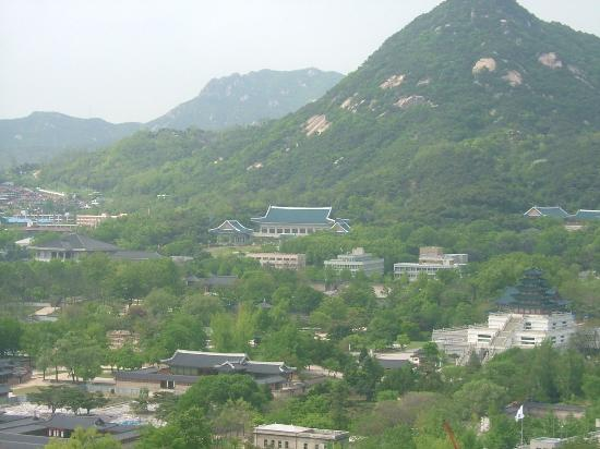 Somerset Hotel Seoul South Korea