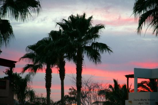 Baja California, เม็กซิโก: Sunset in Paradise