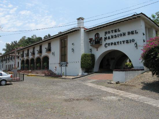 Uruapan, Mexico: Main entrance