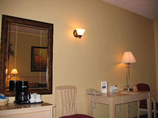 Rouyn-Noranda, Kanada: Bedroom