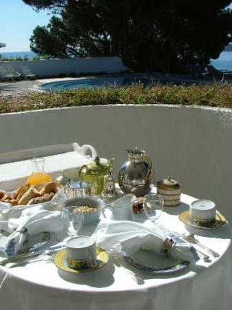 Villa Grimaldi : Breakfast