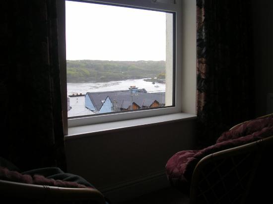 Baymount House: Window View