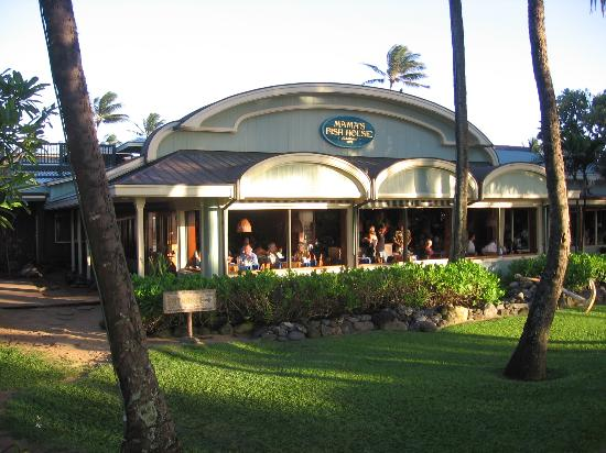 Mama 39 s fish house paia menu prices restaurant for Fish house maui