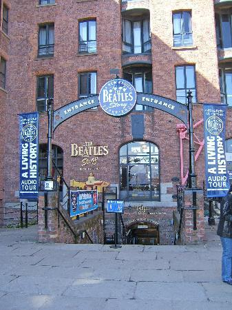 Liverpool, UK : Beatles Story Museum