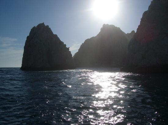 Cabo San Lucas, Mexico: sunset from tropicat