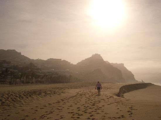 Cabo San Lucas, Mexico: sunset beach