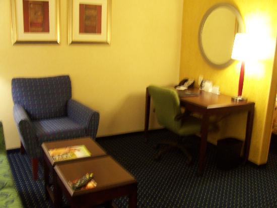 SpringHill Suites Dallas DFW Airport North/Grapevine: Desk Area