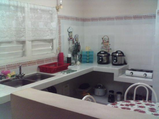Casa Particular : Cocina