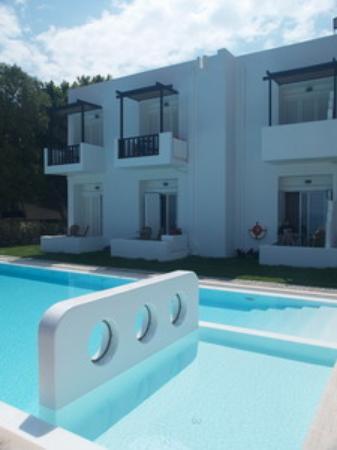 Ammos Hotel: Pool