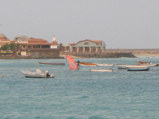 Hotel Morabeza : Santa Maria Beach Front