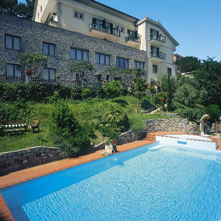 Hotel Villa Edera & La Torretta: The pool