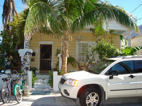 Front Of Jasmine Picture Of Jasmine House Key West