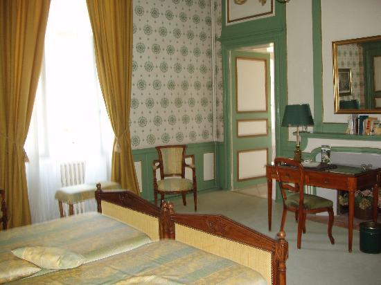 Le Valmarin : Double room at Valmarin