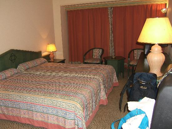 Hotel Sofia: Twin bed room