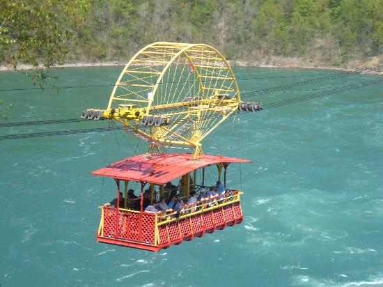 Whirlpool Aero Car