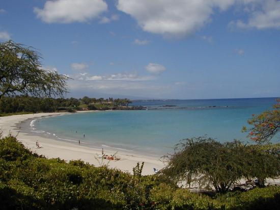 Puako, HI: Beautiful beach