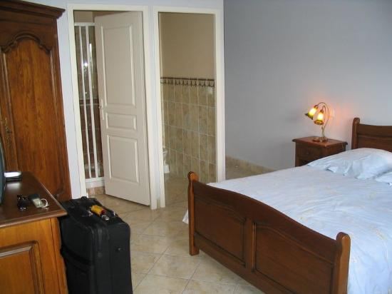Morey-Saint-Denis, France : Our room