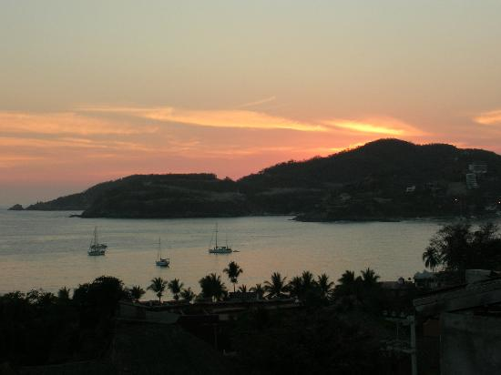 Villas San Sebastian : Another sunset...