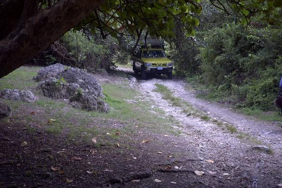Saint Michael Parish, Barbados: off road