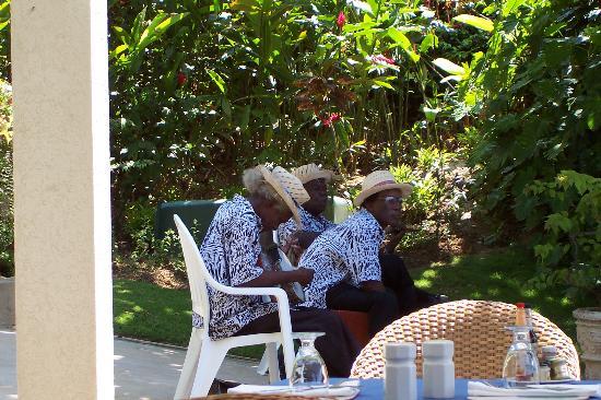 Sandals Royal Plantation: The Entertaining Mento Band