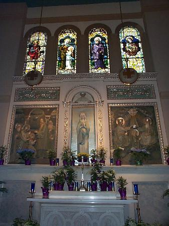 Franciscan Monastery of the Holy Land: Inside