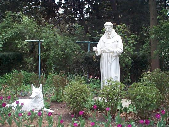 Franciscan Monastery of the Holy Land: St. Francis