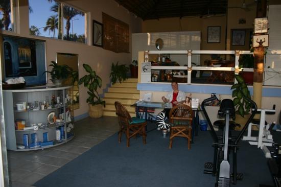 La Concha Beach Resort : Spa Foyer