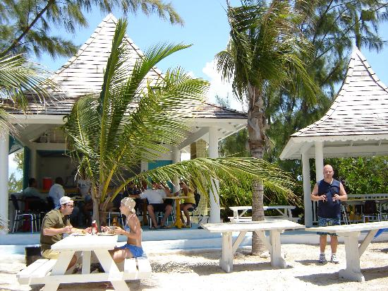 Royal West Indies Resort: Da Conch Shack