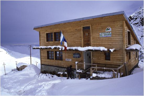Refugio San Bernardo: le refuge San Bernardo