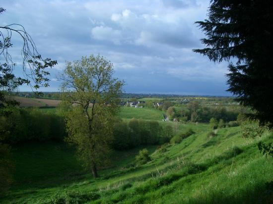 La Thiaumerie : A view from La Thiamerie