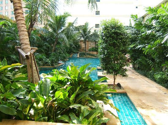 The Ritz-Carlton, Kuala Lumpur: Spa Pool