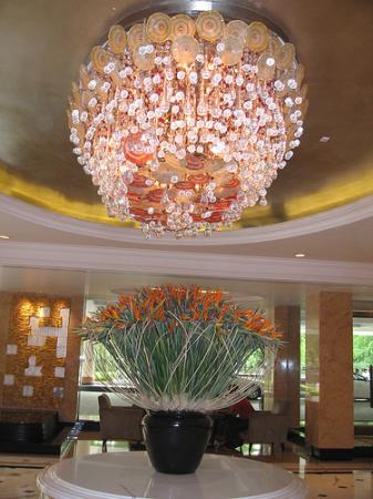 Shangri-La's Eros Hotel: Shangri-La Lobby