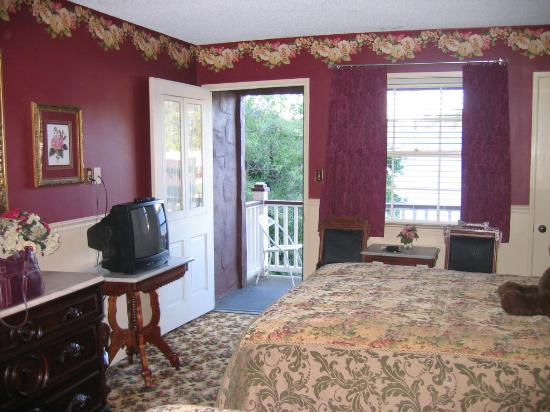 Gunn House Hotel: room 21