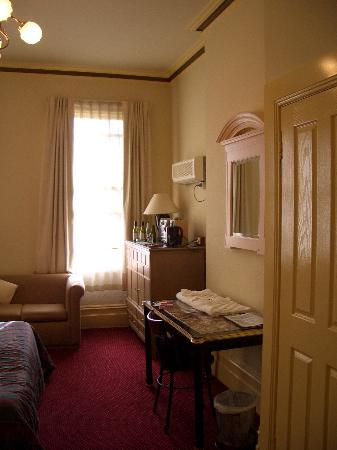 Glenferrie Hotel: Bedroom