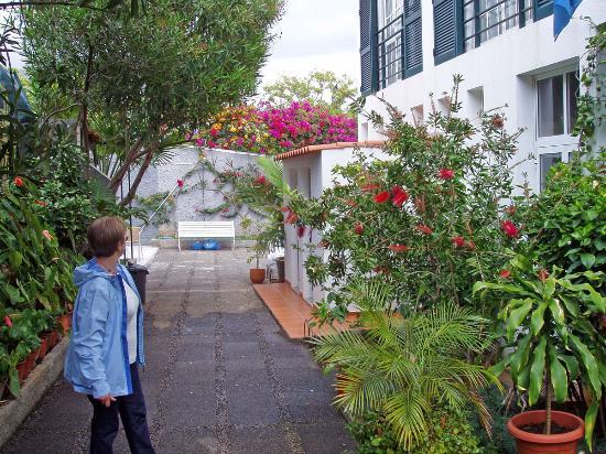Estalagem Monte Verde & Melba: Monte Verde Gardenview