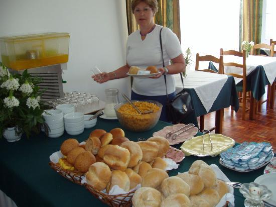 Estalagem Monte Verde & Melba: Monte Verde Breakfest