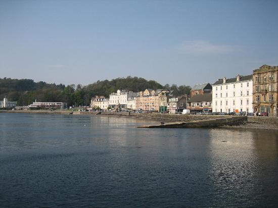 Bay Great Western Hotel : The Oban waterfront