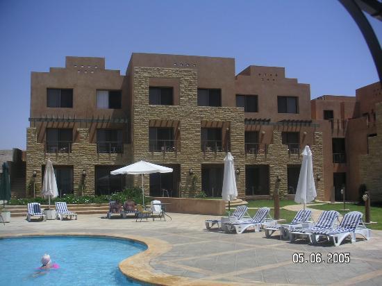 Coral Bay: hotel